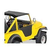 Jeep CJ Half Doors