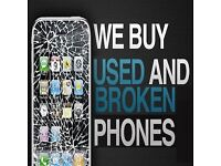I buy any Brocken & faulty iphone 6 or 6s or 6plus