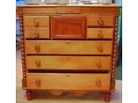Chest of drawers, coffee table & sofa donations urgently wanted