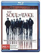 My Soul to Take Blu Ray