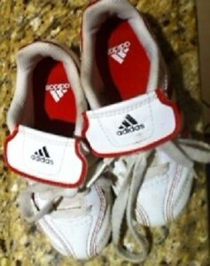 Adidas Soccer Shoes Size 10 Kids