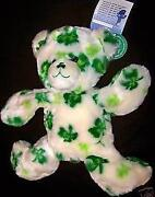 Build A Bear Shamrock