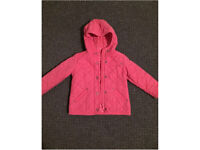 Pink Next coat age 2-3 years
