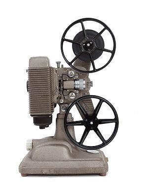 Kinofeeling wie in alten Zeiten – So warten und reparieren Sie Ihren Filmprojektor