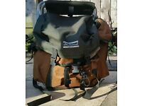 fishing hunting bag/rucksack/seat