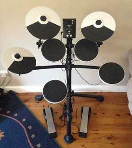 Roland electronic drum set Mount Colah Hornsby Area Preview