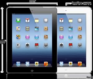 "Apple Ipad 3 A1430 64GB wifi +4G 9.7"" retina Screen Ok Condition Merrylands Parramatta Area Preview"