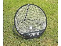NEW - Pop up Practice Golf Chipping Net
