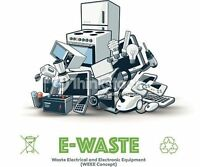 Free - appliance - scrap - steel – metal - ewaste removal