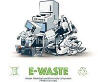 Free - appliance - scrap - steel – metal - ewaste removal