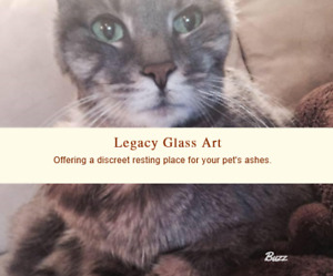 LEGACY GLASS - Custom Glass Creations - Pet Ashes