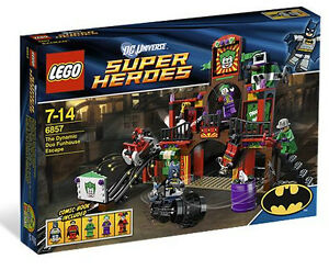 Lego DC Super Heroes - 6857 BRAND NEW RETIRED