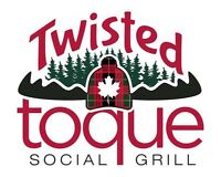 JOB FAIR on Dec 14 for Twisted Toque Social Grill