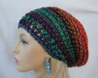 Hand crocheted hats for sale