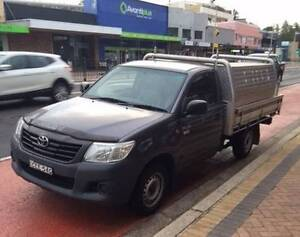 2012 Toyota Hilux Ute Collaroy Manly Area Preview