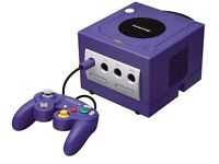 Wanted... Nintendo GameCube ( plus games would be great)
