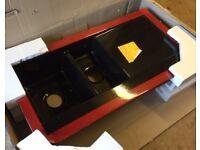 Franke Black Ceramic Sink