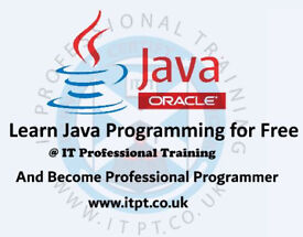 Learn Java Programming For Free - 16 Weeks Sunday Course