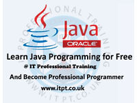 Last Chance To Enrol For Free Java Programming Training Course