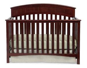 GRACO: Charleston 4-in-1 Convertible Crib, Cherry, WOW DEAL !