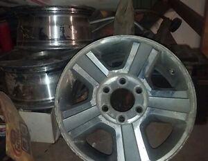 4 rims from Ford F150