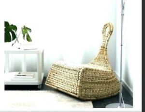 Cute Boho wicker Chair