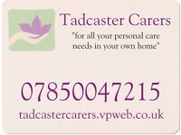 TADCASTER CARERS - Private Care Company