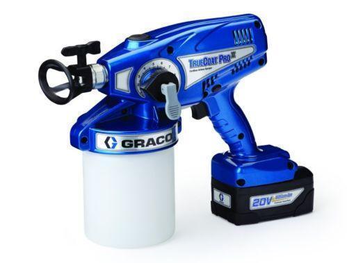 Best V Cordless Paint Spray Gun