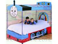 THOMAS THE TANK ENGINE BED CANOPY
