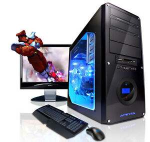 Gaming PC Builder Custom Computer ★ Ordinateur Gamer sur mesure