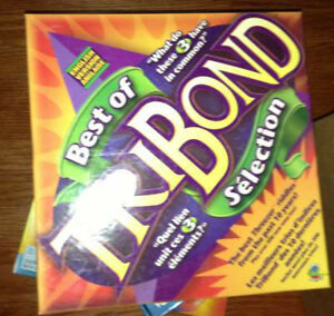 Almost new Tribond game for sale London Ontario image 1