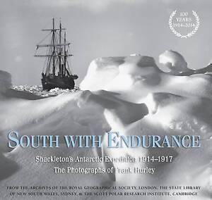 South with Endurance 'Shackleton's Antarctic Expedition New, Freepost Australia