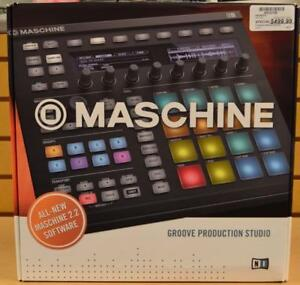 k033728 Drumpad Native maschine mk2 INSTANTCOMPTANT