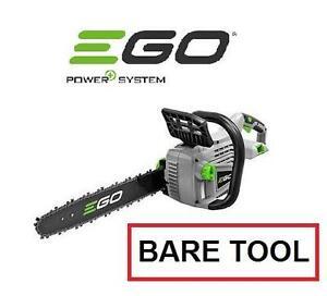 "NEW EGO POWER+ CHAIN SAW BARE TOOL 56V LI-ION 14"" 108940812"
