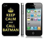 iPhone 4 Hard Case Keep Calm