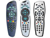 Used Sky Remote for sale £5 Dish FITTING ALSO AVAILABLE 24/7