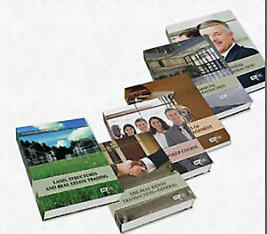 Real Estate Official Ebooks for Pre-Reg and Articling Course