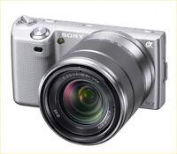(40% Off) Sony NEX-5A, E16mm F2.8 & E18-200mm F3.5-6.3 (9.9/10)