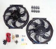 Electric Radiator Fan Switch