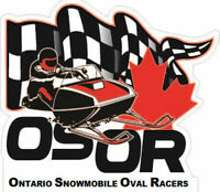 Snowmobile Race Event