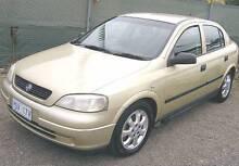 2005 Holden Astra Hatchback Mitchell Gungahlin Area Preview
