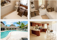 VILLA 3BE 3 BA GATED COMMUNITY FOR RENT PUNTA CANA IFA RESORT