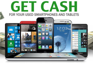 We pay $$CASH$$ for your Phones/Tablets