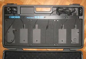 Boss - BC-60 Pedal Board Case