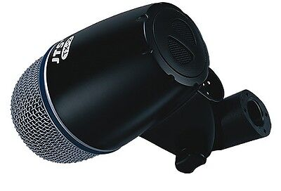 JTS TX2 Kick / Bass Drum Microphone. With 4.5M XLR-XLR Cable. Great Sound. New