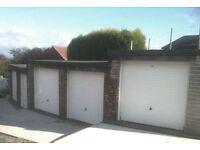 Single Lock up Garage to Rent, Fox lane, Frecheville, Sheffield £40 pcm