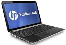 HP Pavilion laptop 2012