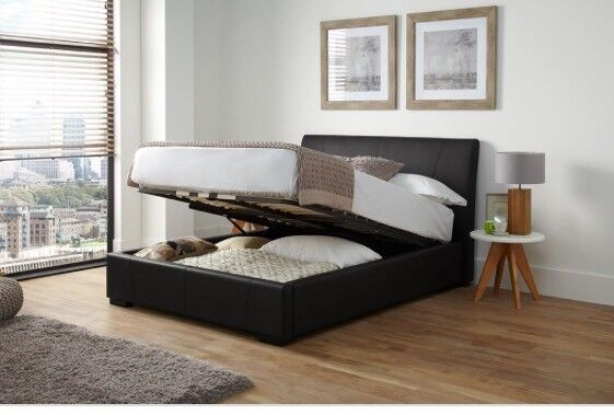 Ottoman Storage Double Bed & Ottoman Storage Double Bed | in Wednesbury West Midlands | Gumtree