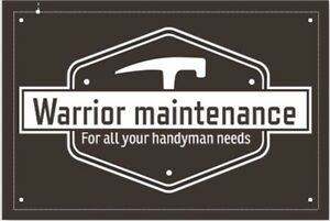 Warrior maintenance handymen Berriedale Glenorchy Area Preview