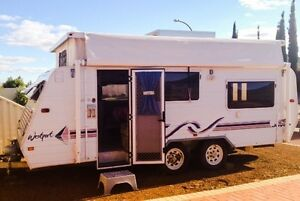 2001 Jayco Westport Pop Top 17.5' Caravan Forrestfield Kalamunda Area Preview